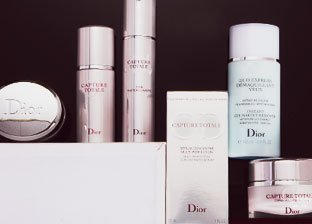 Dior Cosmetics. Made in France