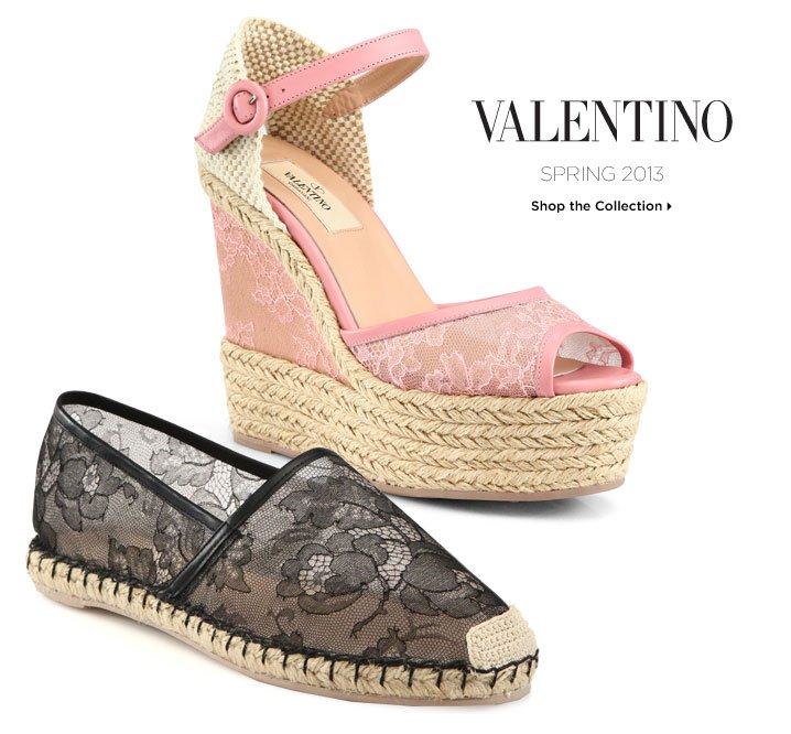 Shop The Valentino Collection