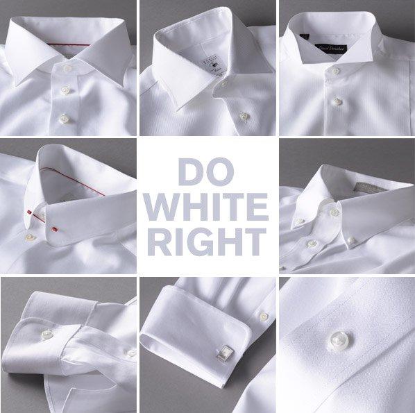 DO WHITE RIGHT
