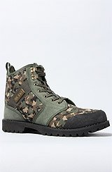The Sycamore Boot in Camo