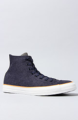 The Chuck Taylor All Star Hi Sneaker in Athletic Navy