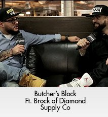 The Butcher's Block Ep. 12 | Brock of Diamond Supply Co.