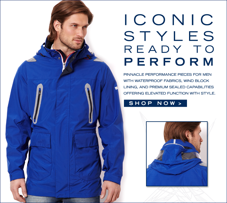 ICONIC STYLES - Ready to Perform! Shop now!