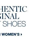 AUTHENTIC ORIGINAL BOAT SHOES   WOMEN'S