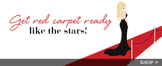 Get red carpet ready like the stars. Shop!