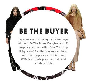 BE THE BUYER - Browse the Feature