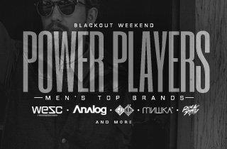 PLNDR Power Players: Men's Top Brands