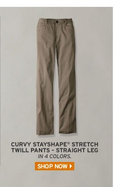 Shop Stayshape Stretch Twill