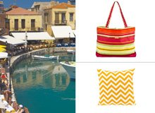 Beach-Chic Décor Inspired by Saint-Tropez