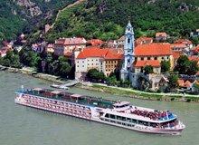 Scenic Cruises Amsterdam, Budapest, & Vienna