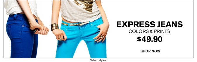 Shop Women's Colored Jeans