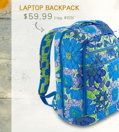 Laptop Backpack $59.99