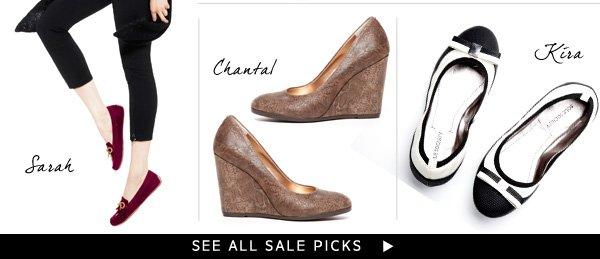 Shop Sarah, Chantal, Kira
