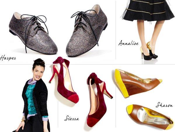 Shop Harper, Annalise, Sierra, Sharon