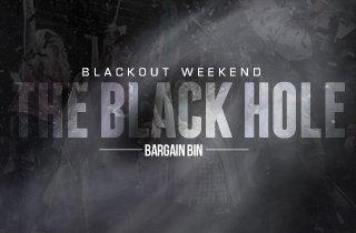 The Blackhole Bargain Bin