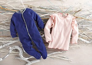 Soft & Sweet: Baby Rompers, Bodysuits & More