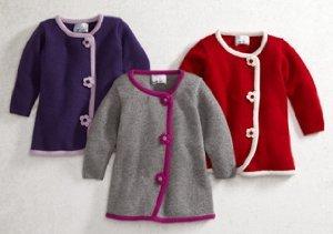 Bundle-up Baby: Snowsuits, Cardigans & More