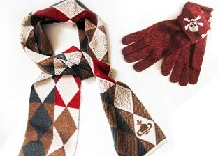 Vivienne Westwood Winter Accessories