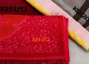 Kenzo Scarves Blowout