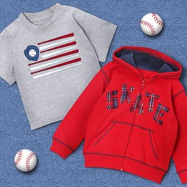 Love of the Game: Sporty Apparel