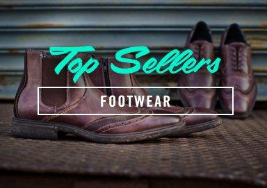 Shop Top Sellers: Footwear