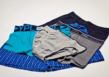 Shop Stock Your Underwear Drawer