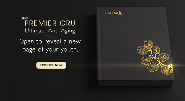 NEW PREMIER CRU Ultimate Anti-Aging: Open to reveal a new page of your youth --> Explore Now