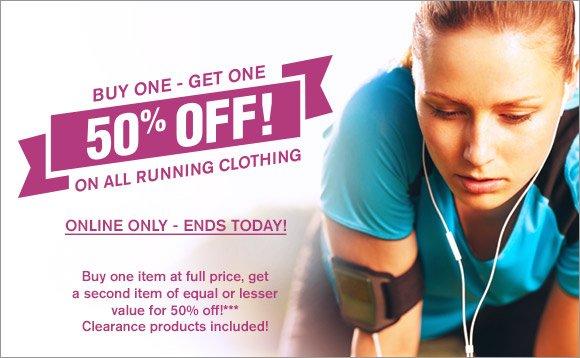 Women's Running Clothing
