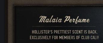 Malaia Perfume