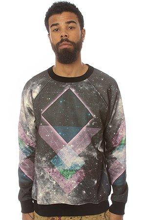 ARSNL - The Solar Sweater in Black & White