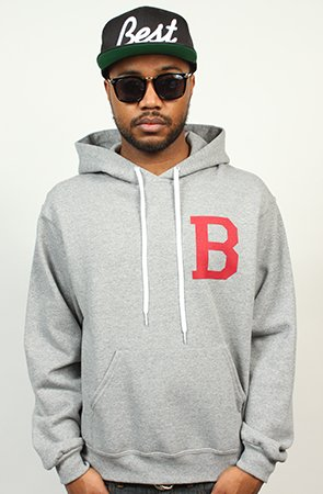 Karmaloop: Get Toasty! New Crewnecks + Hoodies from Breezy