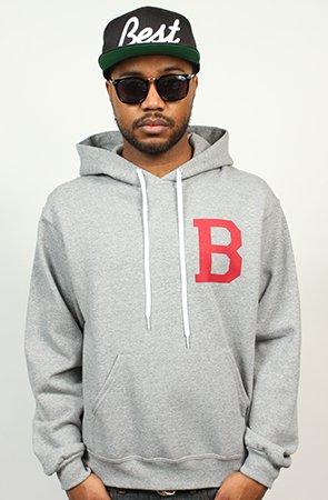 Breezy Excursion - Letterman B BEST Hoodie Bayside