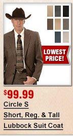 Circle S Lubbock Coat
