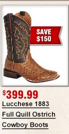 Lucchese FQ Cowboy Boots