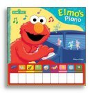 Elmo's Mini-Deluxe Piano Book