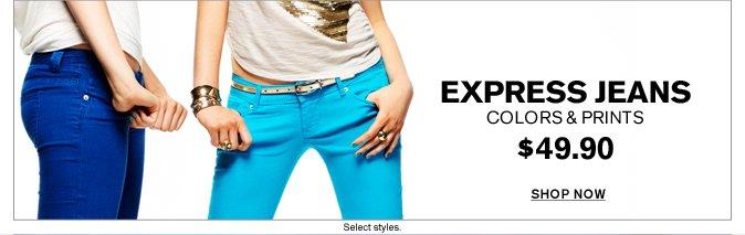 Shop Women's Colored Jeans