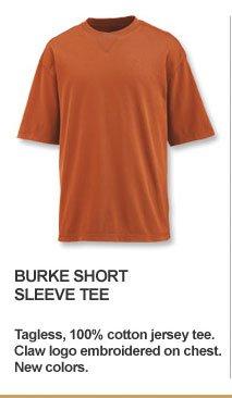 Burke Short Sleeve Tee