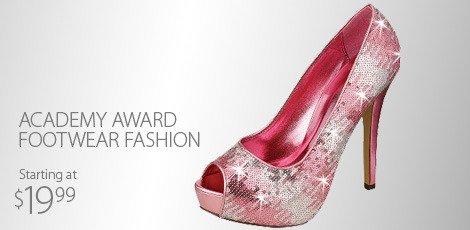 Academy Award Footwear fashion