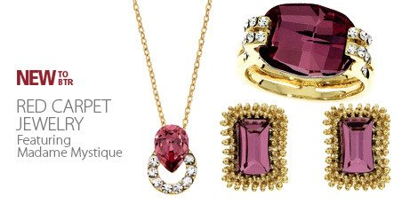 Red Carpet Jewelry Energie
