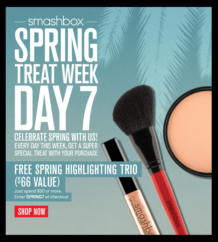 Spring Treat Week: Day 7
