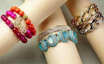 It's All in the Wrist: Stackable Bracelets - Visit Event