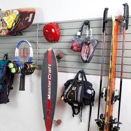 Organized Garage Collection