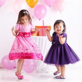 Birthday Party: Girls' Dresses