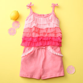 Playdate Prepped: Girls' Rompers