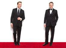 For Leading Men Red Carpet–Ready Looks
