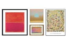 Museum Masterpieces Modern Prints & Paintings