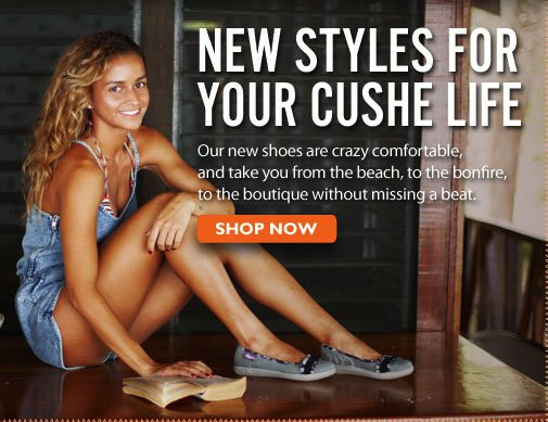 New Styles for Your Cushe Life Shop Now