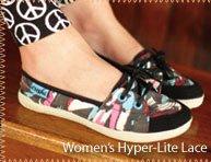 Women's Hyper-Lite Lace