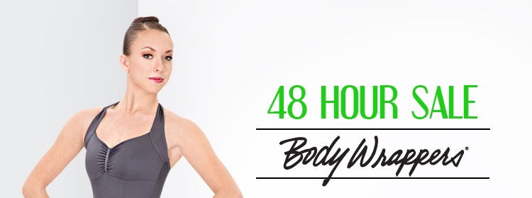 48 Hour Sale - Body Wrappers