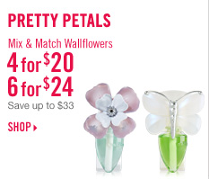 Wallflowers Plugs & Bulbs - 4 for $20